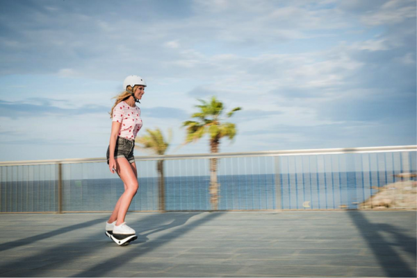 Segway Launches a New Product Category: e-Skates The Segway Drift W1 is Coming Soon 8