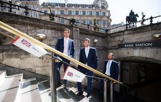 GB Rowing Team's new competition kit unveiled in the City 5