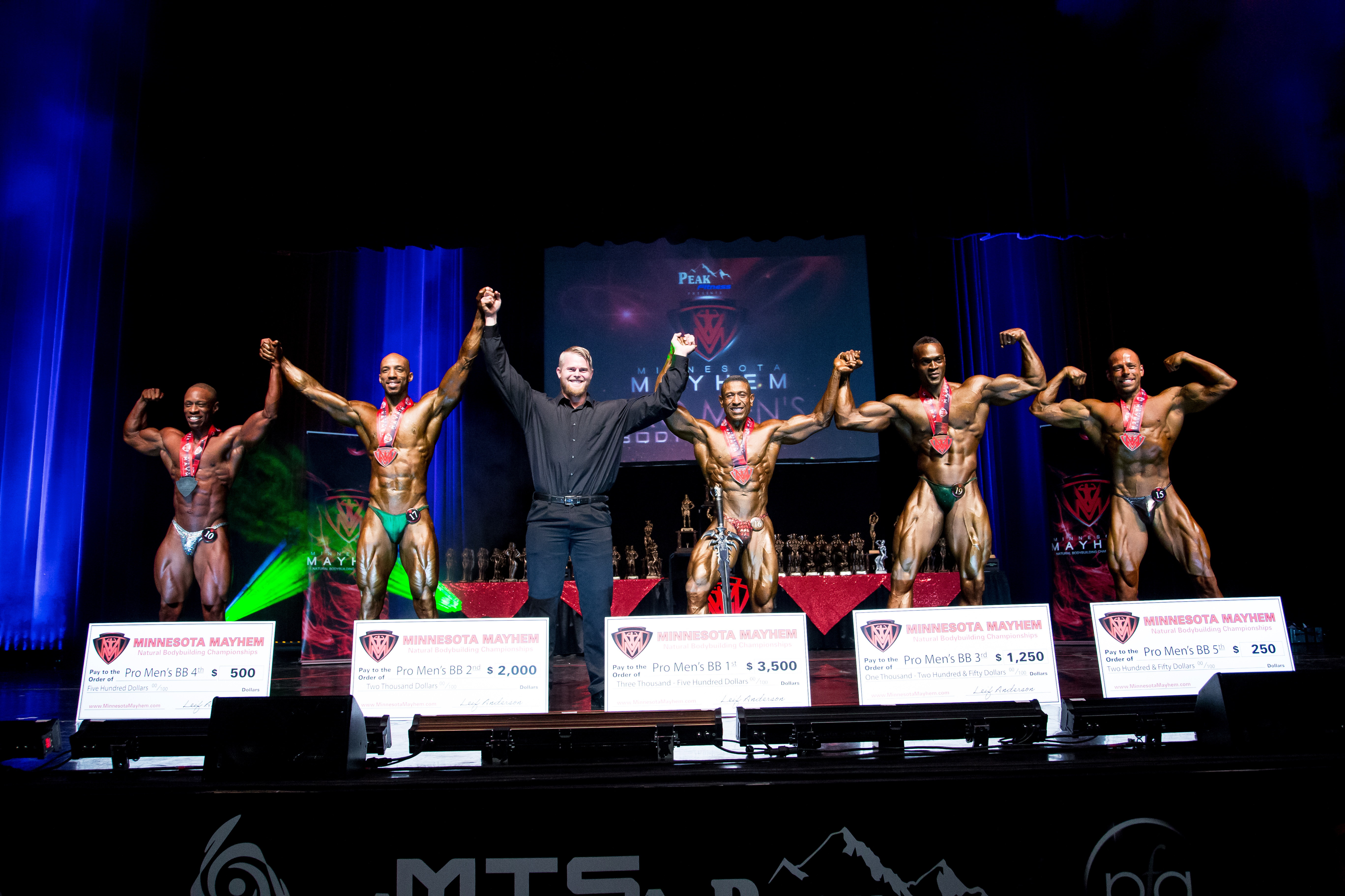 Minnesota Bodybuilding Competition Raises the Bar on Excellence 6