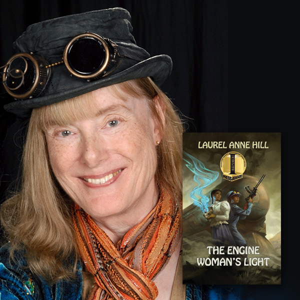 Author Laurel Anne Hill Receives First Place in The San Francisco Book Festival and National Indie Excellence® Awards 24