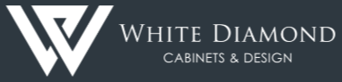 WHITE DIAMOND CABINETS & DESIGN SHOWROOM GLISTENS WITH FINEST FINISHES AND TEXTURE KITCHEN CABINETS IN ORANGE COUNTY CA