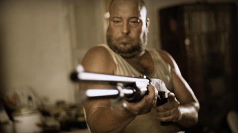 No.1 Artist Shot Video At Crime Scene 10