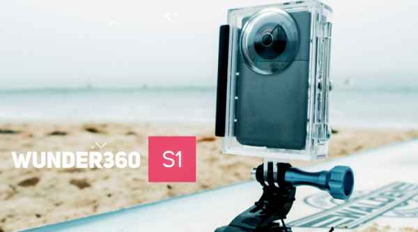 EVOMOTION LAUNCHES WUNDER360 S1 ARTIFICIAL INTELLIGENCE CAMERA 8