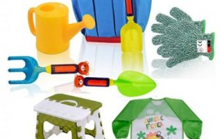 Kid Gardening Tool Set Makes Garden and Beach Play Safer and More Fun 3