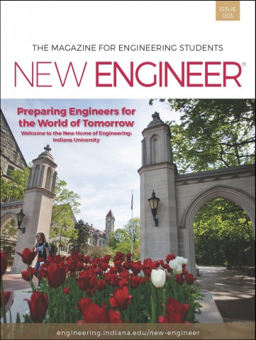 Preparing Engineers for the World of Tomorrow Welcome to the New Home of Engineering: Indiana University