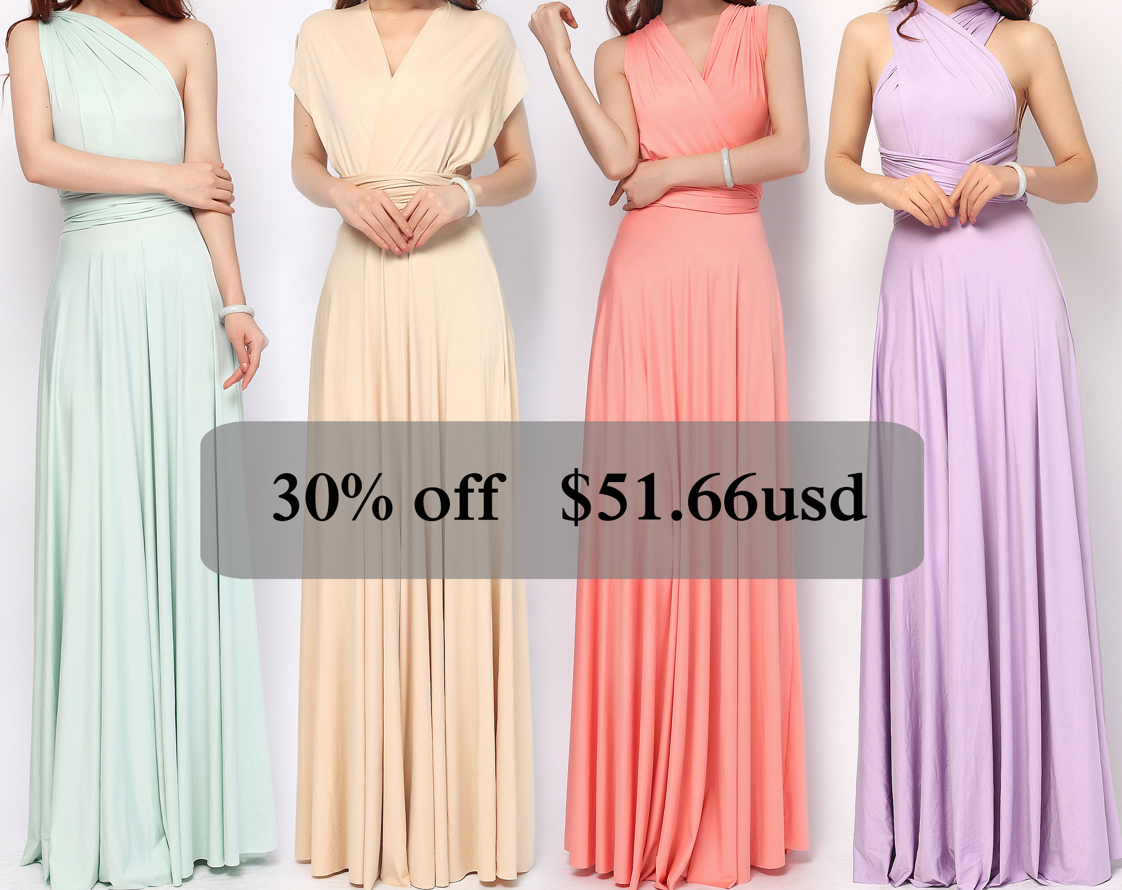 Shenyang Yi Chi Technology Co., Ltd Introduces New Collection of Infinity Dresses, Styles and More for Global Customers 8