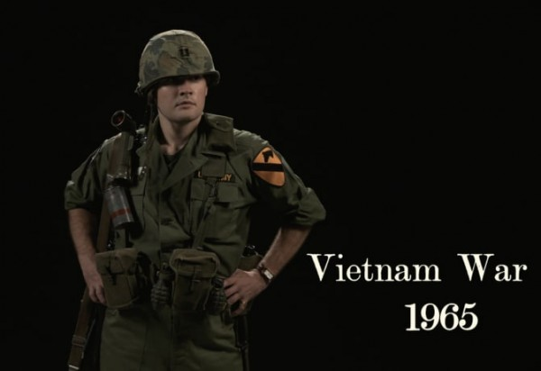 """Epic Video: """"Evolution of the U.S Army Uniform,"""" Goes Viral 3"""