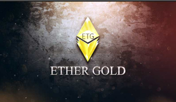 ETHER GOLD (ETG) may be the next black horse in the blockchain 8