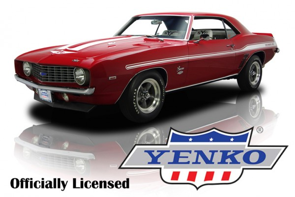 Brand New Muscle Car: Yenko® Camaro the Television Series Premiers Saturday, July 7th at 9:30 a.m. EST on Velocity Channel 6