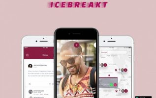 Icebreakt – New App Connects Developing Nations Even Without Internet 4