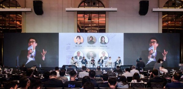 Linfinity Transforms Total Supply Chain With Distributed Ledger Technology At The Taiwan Asia Blockchain Summit