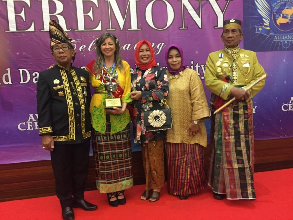 Rossella Bergo's Film Wins Best Film in Jakarta International Humanitarian and Culture Awards