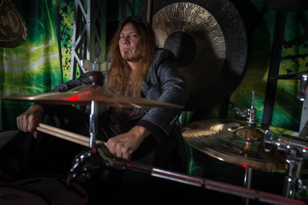 Black Oak Arkansas Drummer Lonnie Hammer Hits The Mark With New All-Star Project HAMMER DOWN HARD