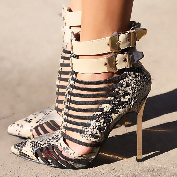 Sexyshoeswoman Launches The Summer Shoes Collection To Meet Fashion Lady Daily Demands