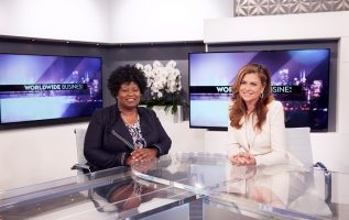 Worldwide Business with kathy ireland® Explores Forward-Thinking Management Consulting with Crowned Grace 3
