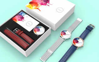 Innovitime: New Online Platform Lets Users Create Custom Watches 2