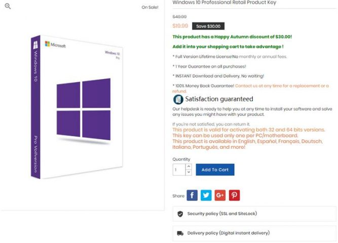 Users Can Now Buy Microsoft Office 2019 Pro Plus CD-KEY GLOBAL from MSkeysonline at Significant Discounts 2