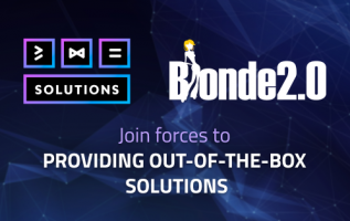 482.solutions and Blonde 2.0 announce strategic partnership providing out-of-the-box solutions for blockchain startups 5