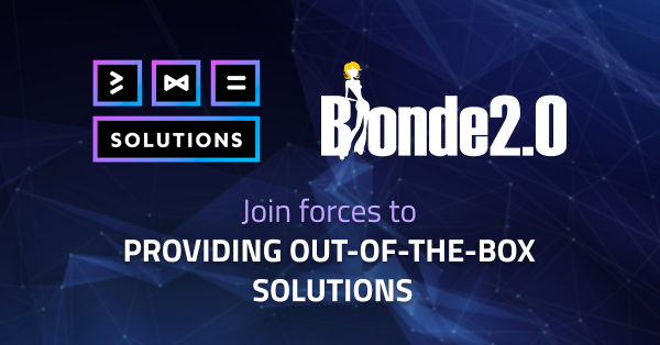482.solutions and Blonde 2.0 announce strategic partnership providing out-of-the-box solutions for blockchain startups 15