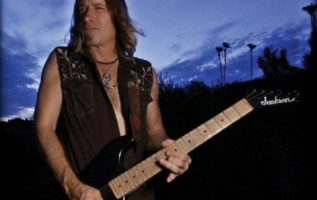 Acclaimed Guitarist Brent Barker's Debut EP, Featuring Drummer Chris Frazier (Steve Vai) And Bassist (Formerly Of Y&T), Is A Success At Radio 4