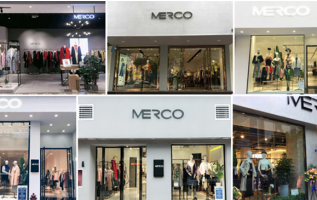 French fashion brand MERCO got favored in China 4