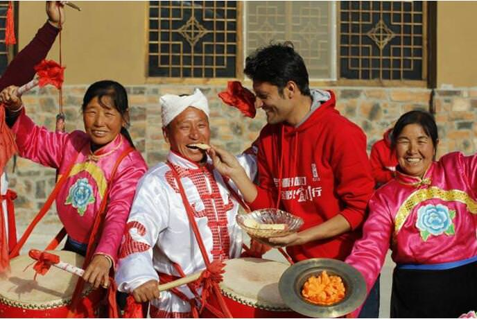 Deeper integration of 'Tourism & Culture' push forward tourism development in the whole Yichuan