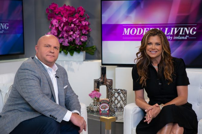 Modern Living with kathy ireland® Highlights The Positive Impact of Comfort Foods with The Original Soupman 1