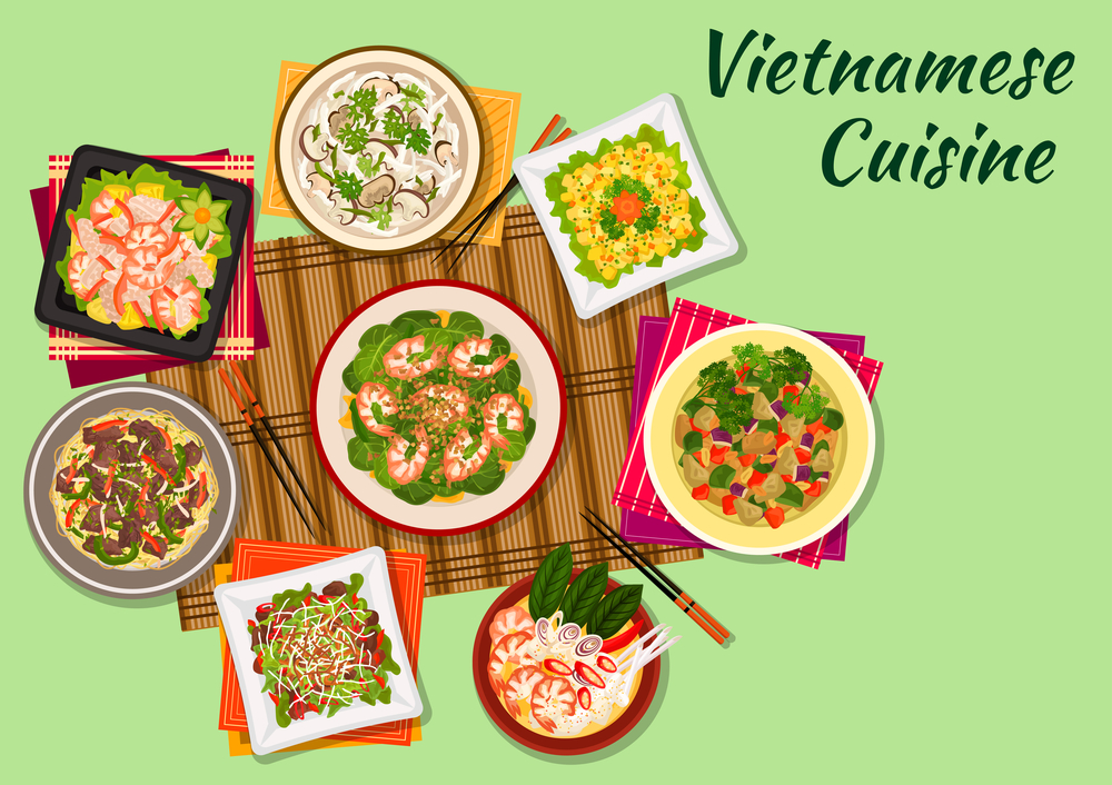 All Things to Know About the Authentic Vietnamese Cuisines 1