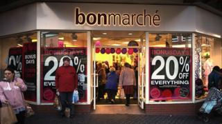 Bonmarche shares slump as losses grow 2