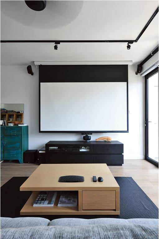 Haining Duletai New Material Co., Ltd Introduces Projection Screen Fabric & Projection Screen Material For A Seamless Home Theater Experience 1