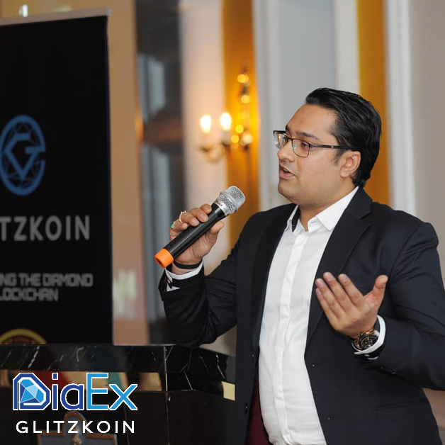 Navneet Goenka – The CEO Of The Glitzkoin Diamond Blockchain Project 2