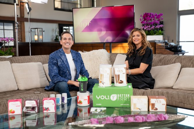 Modern Living with kathy ireland®: Discusses Transforming Your Life Through Weight Loss with Yoli 1