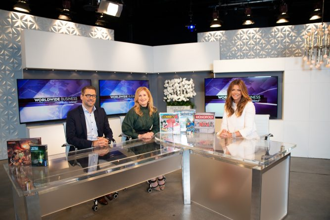 Worldwide Business with kathy ireland® Discusses Brand Promotions Program Solutions with Cartamundi 1