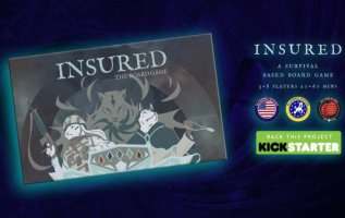 INSURED: The Survival Based Board Game Launches Kickstarter Campaign 4