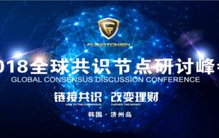 Fund Token: 2018 Global Consensus Node Seminar Summit – Korea 5
