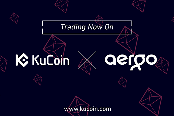 For The Very First Time, Aergo (AERGO) Gets Listed! World Premiere on KuCoin! 1