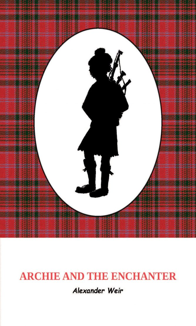 Archie and the Enchanter – A tale of powerful Scottish magic 1