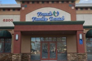 Dr. Kasi Franck and Franck Family Dental Are Excited To Announced They Will Start Seeing Patients At Their New Expanded Office Starting on February 26, 2019 3