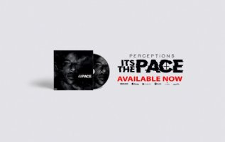 """Hip Hop Gets a Bionic Upgrade with ItsthePACE Debut Project """"Perceptions"""" 2"""