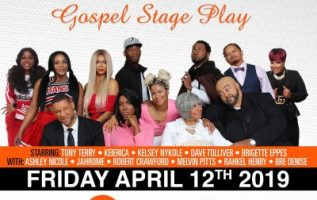 """DEEDRIA CHAUNTEE PRODUCTIONS PRESENTS """"DADDY'S HOME BUT MY HUSBAND AIN'T"""" GOSPEL STAGE PLAY DIRECTED BY CEMETRA BROOKS 2"""