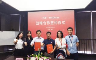 Inschina Reached Cooperation of ZBJ about Intellectual Property Rights, Accelerating the Layout of Foreign Enterprise in China 3