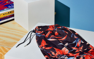 Devereux Amalfi Swim Trunks Recommended by Esquire Magazine 2