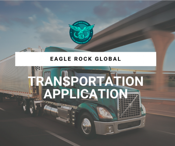 EAGLE ROCK GLOBAL TRANSPORTATION APPLICATION: THE NEW SOLUTIONS FOR TRANSPORTATION INDUSTRY 1
