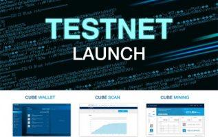 Blockchain platform Cube Chain Test-net Launching 4