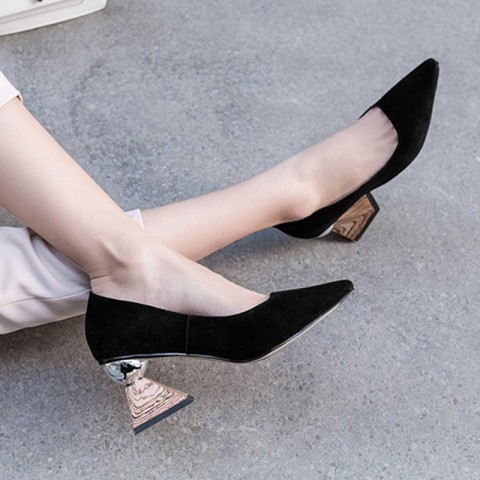 Chiko Shoes Released New Sculptural Heels That Are So Magical, They'll Make You Fall Head Over 'Heels' For Them! 5
