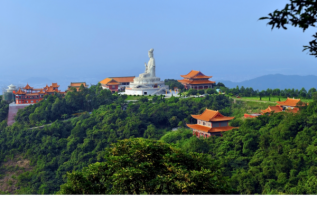 From a Desolated Mountain to a Famous Mountain with Rich Culture: New Reputation of Mount Guanyin 3
