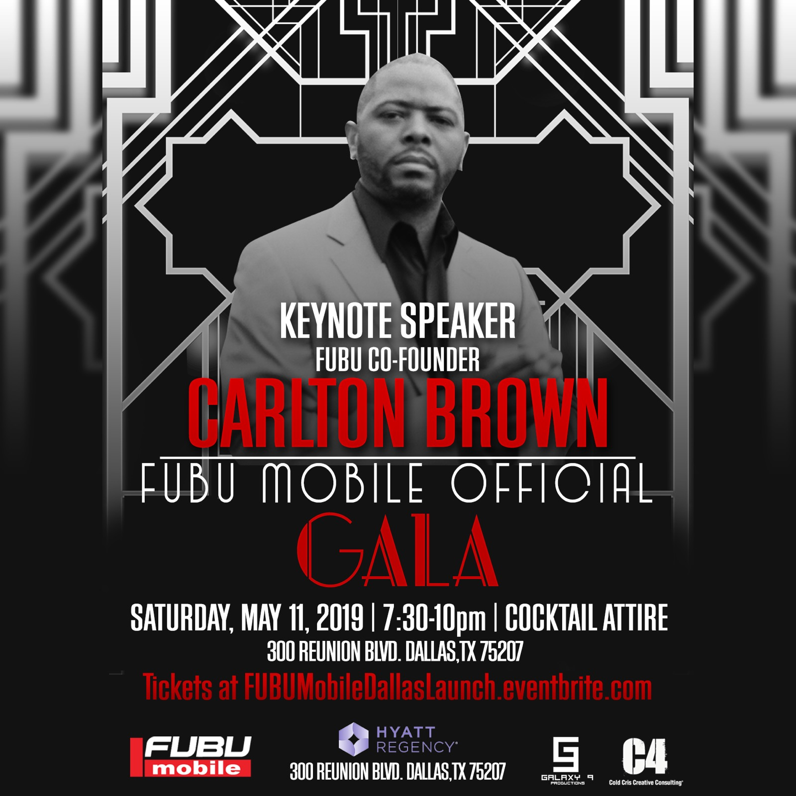 FUBU Expands Its Brand Offering with Launch of FUBU Mobile DFW Celebrations Include Star-studded Gala and After Party 1