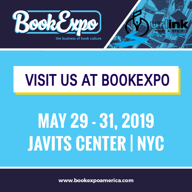 Paul Markland Takes His Literary Pieces At BookExpo America 2019! 1