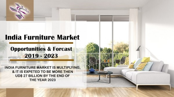 India Furniture Market By Industry Type (Organized, Un-Organized), Ordering Method (Online, Offline), Material Type, End Users (Residential/Home, Office, Hospitality), Products, By Company 2