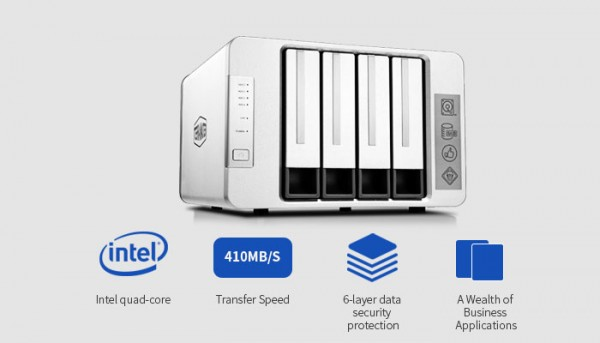 TerraMaster launches the superfast F4-421 for small and medium businesses 1
